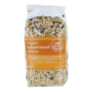 Cereal Natural Refill Organic (bag)