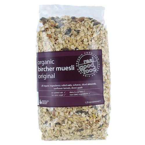 Muesli Bircher Organic (Bag)