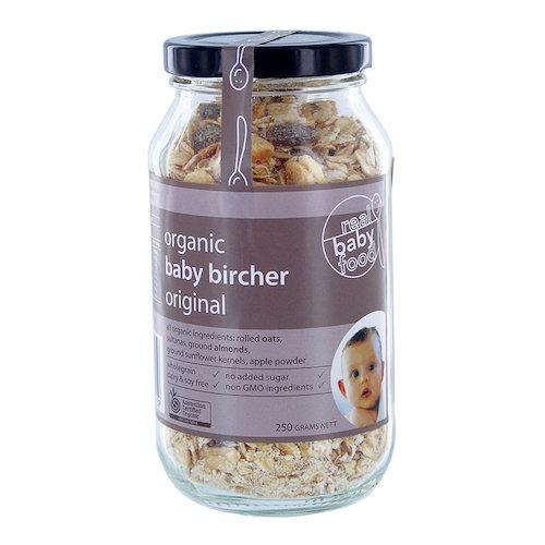 Baby Muesli Bircher Organic